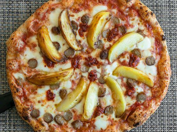 pizza monterosa bar malpensa